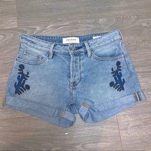 Cactus Girlfriend Shorts